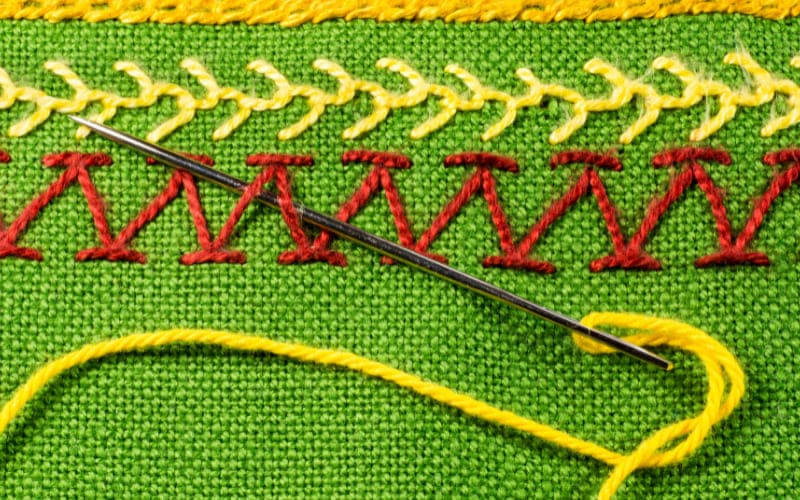 How To Select The Correct Needle Thickness For The Embroidery Thread