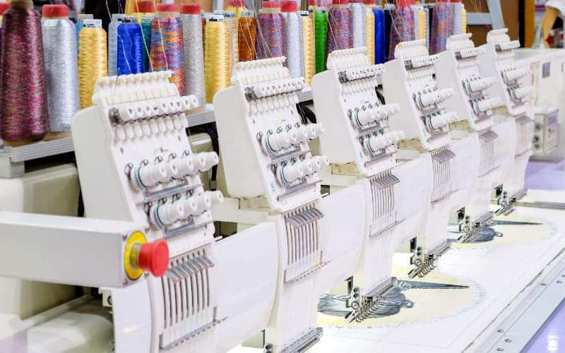 Starting Your Own Embroidery Business