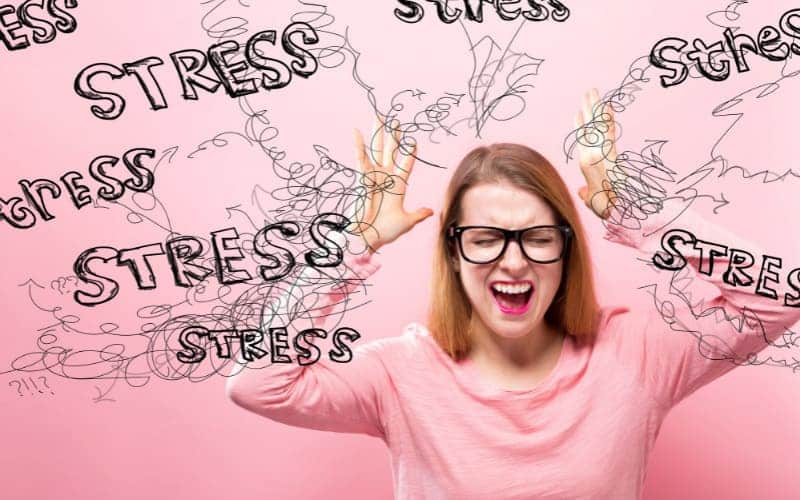 Recognize The Symptoms And The Effect Stress Has On Your Weight And Hormones